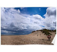 Lossiemouth Beach Poster