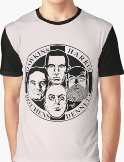 Four Horsemen: New Atheists by Tai's Tees Graphic T-Shirt