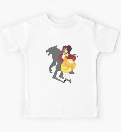 Twisted Tales - Beauty and the Beast Kids Tee