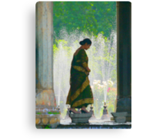 The Abode of Love Canvas Print