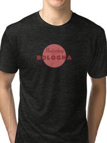 Malarkey Bologna Co. Tri-blend T-Shirt