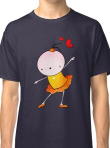 lovely Ballet dance 2 Classic T-Shirt