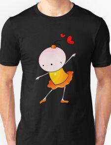 lovely Ballet dance 2 Unisex T-Shirt