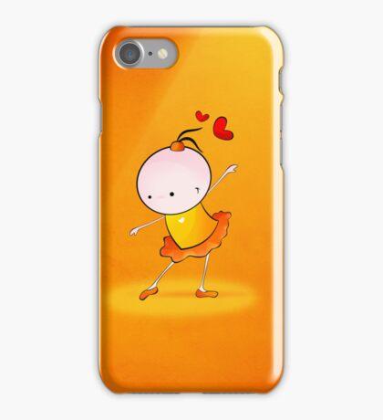 lovely Ballet dance 2 iPhone Case/Skin