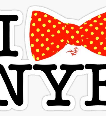 Don't de-NYE Evolution! Sticker