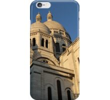 Sunny Days at Montmartre iPhone Case/Skin