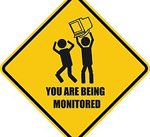 You are being monitored by rott515
