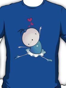lovely Ballet dance 3 T-Shirt