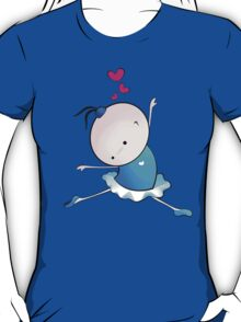lovely Ballet dance 3 T-Shirt