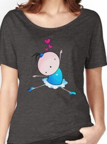 lovely Ballet dance 3 Women's Relaxed Fit T-Shirt