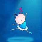 lovely Ballet dance 3 by Media Jamshidi