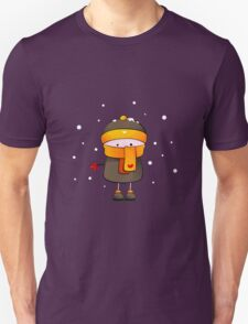 alone in the snow Unisex T-Shirt