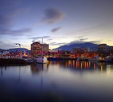 Constitution Dock Hobart, Tasmania by highlux