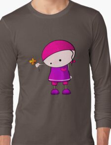 A flower for you Long Sleeve T-Shirt