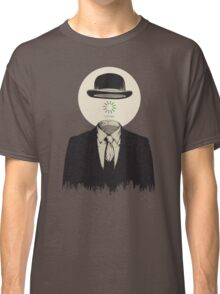Magritte   The Loading of Man Classic T-Shirt