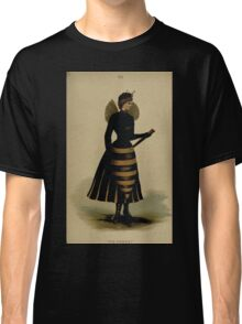 Fancy dresses described or What to wear at fancy balls by Ardern Holt 152 The Hornet Classic T-Shirt