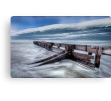 Storm Ahoy Canvas Print