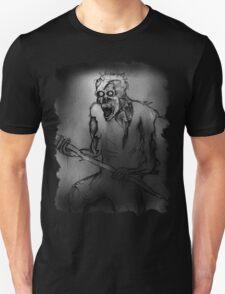 Zombie Walker Unisex T-Shirt