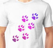 Dog Paws Unisex T-Shirt