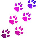 Dog Paws by ValeriesGallery