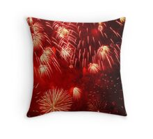 Happy New Year!!! Throw Pillow