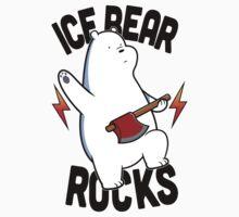 Ice Bear Rocks by HHeal