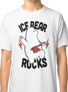 Ice Bear Rocks Classic T-Shirt