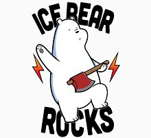 Ice Bear Rocks Unisex T-Shirt