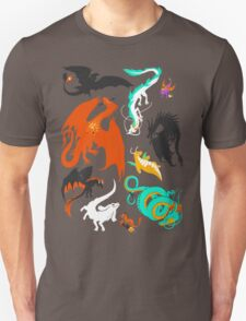 A Flight with Dragons T-Shirt