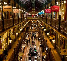 0006  The Strand Arcade, Sydney by Hazel Hogarth