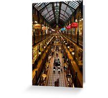 0006  The Strand Arcade, Sydney Greeting Card