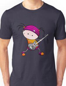 Rockstar Girl Unisex T-Shirt