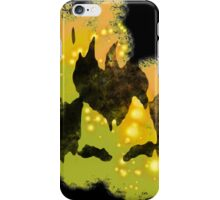 Junkrat from Overwatch Icon  iPhone Case/Skin