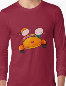 Lovely Road Trip Long Sleeve T-Shirt