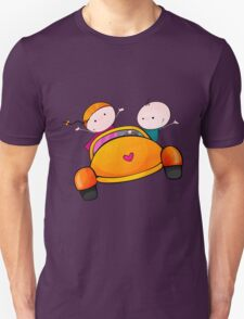 Lovely Road Trip Unisex T-Shirt