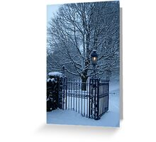 Narnia? Greeting Card