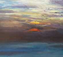 Gathering Storm/ Promise of a Bright Tomorrow by AmyzArt369