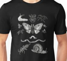 Creepy Crawlies Unisex T-Shirt