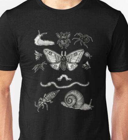 Creepy Crawlies Unisex T-Shirt
