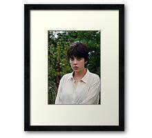 Forget Me Not Framed Print