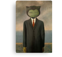 Son of Snorlax! Canvas Print