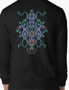 aWEARness clothing (Shipibo inspired) Long Sleeve T-Shirt
