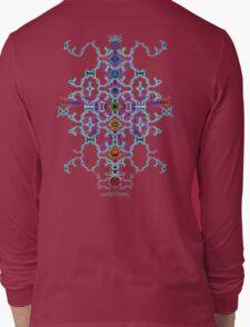 aWEARness clothing (Shipibo inspired) Long Sleeve T-Shirt