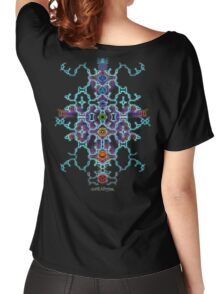 aWEARness clothing (Shipibo inspired) Women's Relaxed Fit T-Shirt