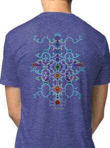 aWEARness clothing (Shipibo inspired) Tri-blend T-Shirt