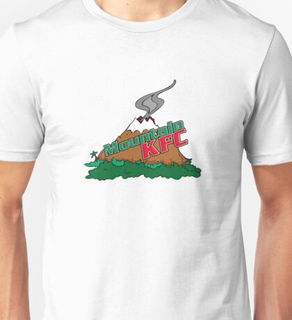 Mountain KFC Unisex T-Shirt