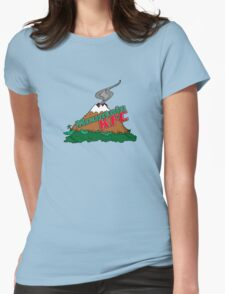 Mountain KFC Womens Fitted T-Shirt