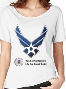 Air Force Remembers  Women's Relaxed Fit T-Shirt