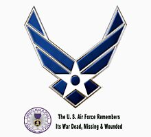 Air Force Remembers  Unisex T-Shirt