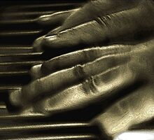 Piano Hands by Brian Gaynor